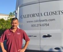 California Closets Installer