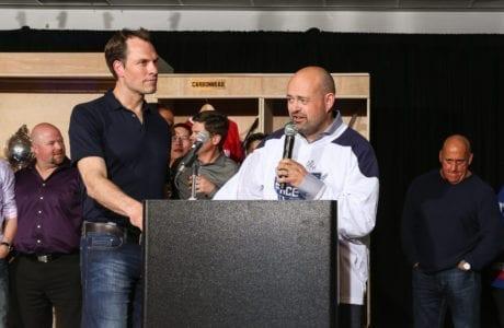 California Closets Alzheimers Fundraiser