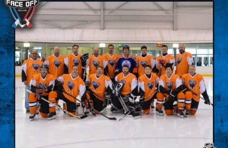 California Closets Alzhiemers Fundraiser Hockey Game