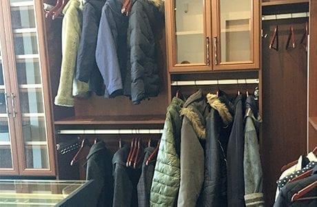 California Closets Wins House Promo