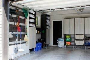 A Garage Transformation for an Active Ontario Family
