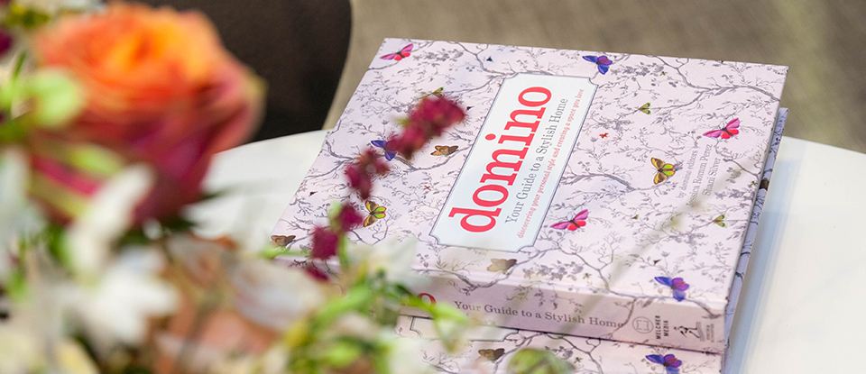 Celebrating Domino – Your Guide to a Stylish Home with Jessica Romm