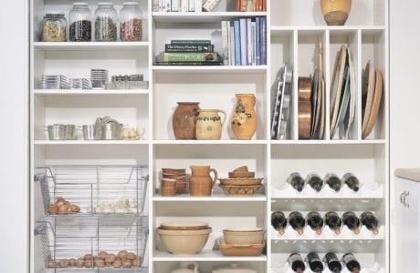 California Closets Kitchen