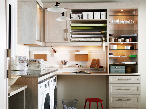 California Closets - Scottsdale Laundry & Craft Room