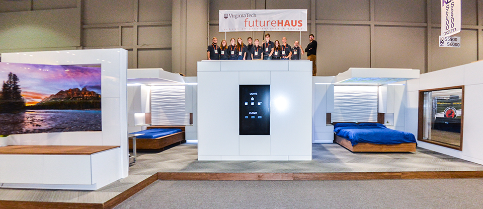 KBIS révèle la phase finale de FutureHAUS de Virginia Tech