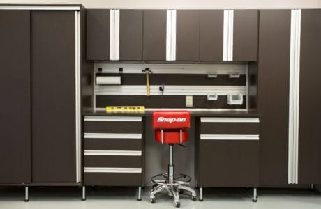 California Closets Garage Storage Design New York