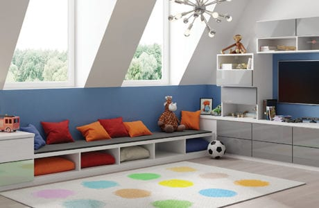 California Closets Kids Storage Design Harrisburg