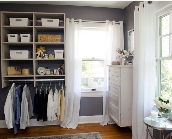 California Closets Cincinnati - Dreamy Closet Organization