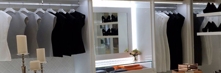 California Closets' New Showroom Offers Storage Inspiration