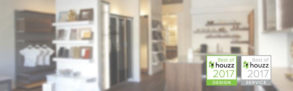 California Closets - Houzz Best in Design & Best in Customer Service 2017