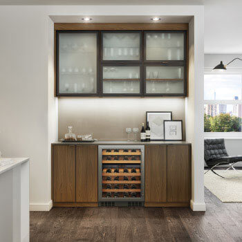 Winebar - California Closets