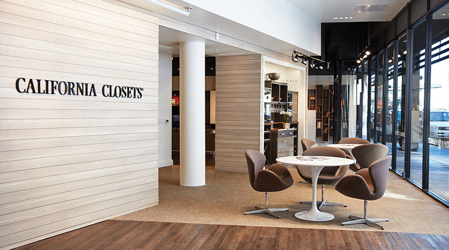 California Closets Showroom
