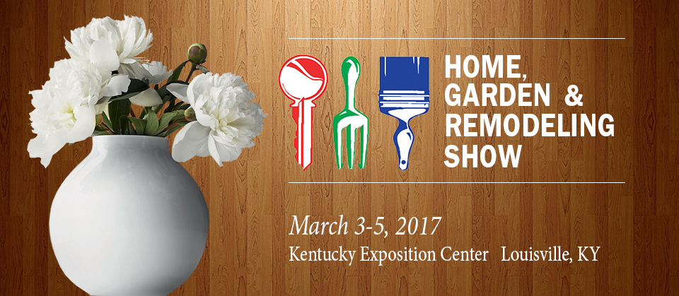 California Closets at the Louisville Louisville's Home, Garden & Remodeling Show - March 3-5, 2017