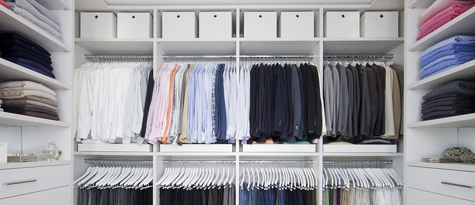 California ClosetsNashville - Overhaul Your Closet Storage Space in Three Steps