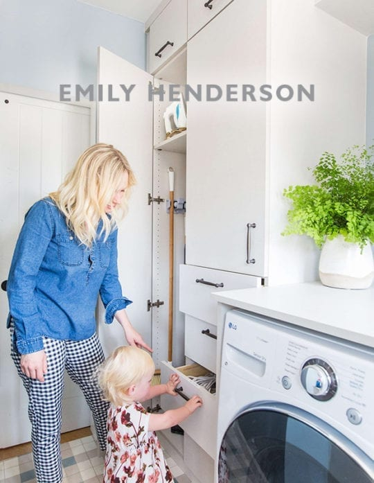 How Our New Laundry Room Came Together