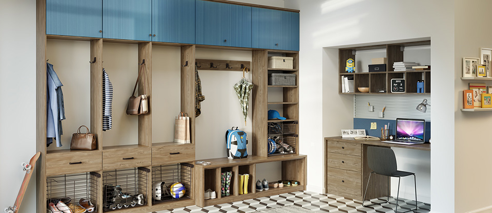 California Closets San Jose- Makeover Your Home with Custom Cabinets and Space-Saving Storage