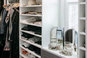 A Grown- Up Closet for Lifestyle Blogger Victoria Smith