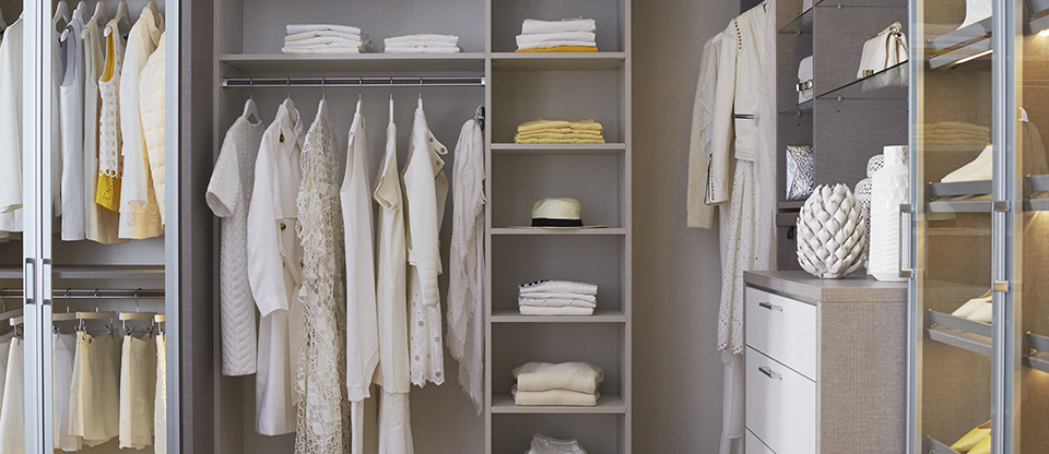 California Closets Houston - DIY Organization Solutions with Smart Closet Systems