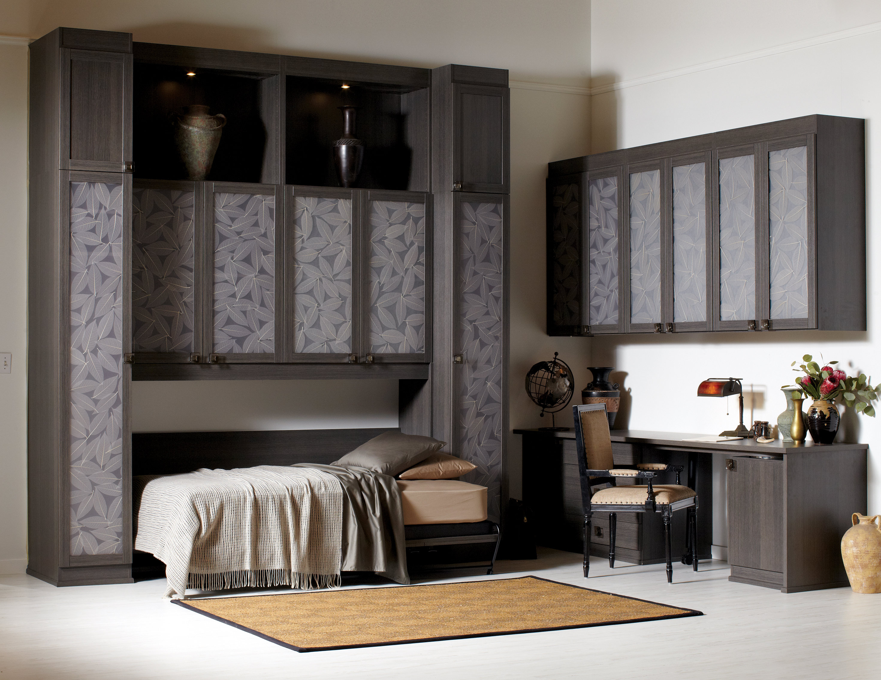 California Closets Monterey - Space Saving Solutions with Custom Cabinets