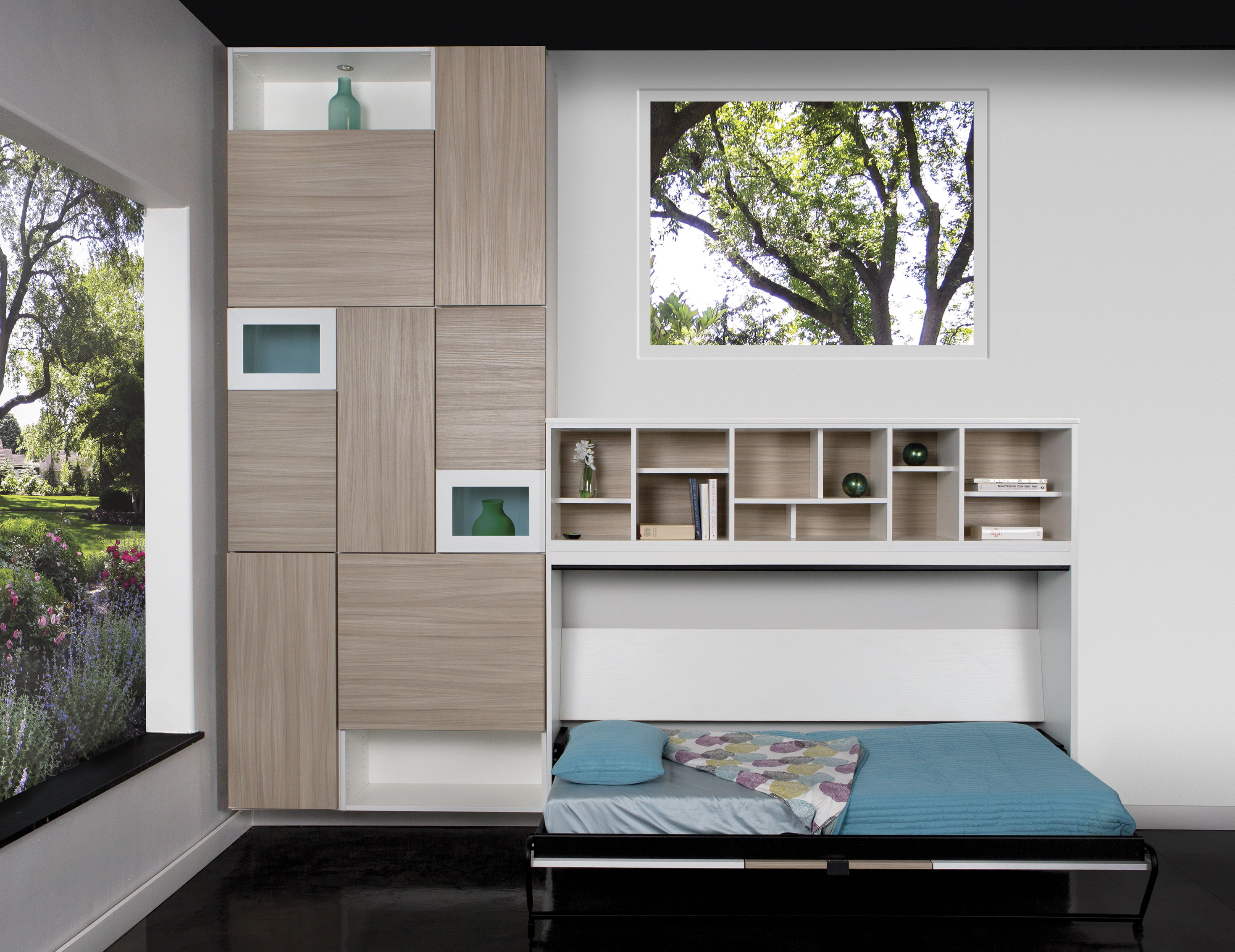 California Closets Northern New Jersey - Murphy Bed