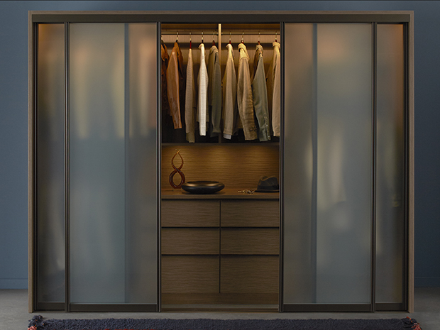 Maximize Your Closet Space With Sliding Doors California Closets