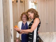 Client Story Jill K with her California Closets Designer
