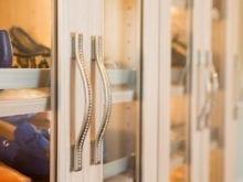 California Closets Silver Cabinet Handles