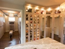 California Closets Client Story Jill K Full Closet