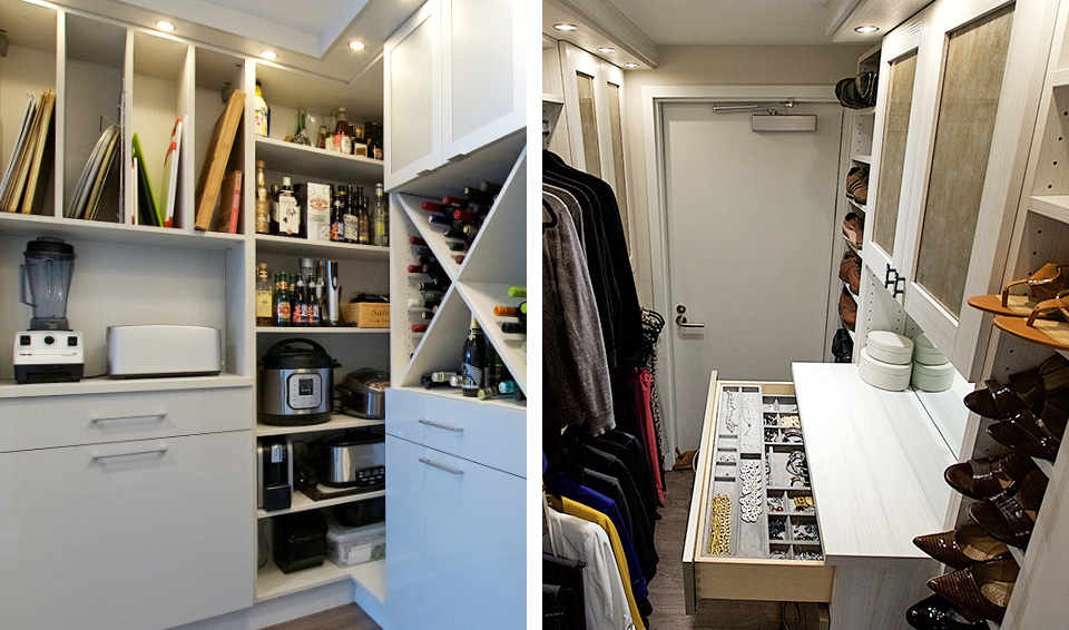 California Closets Top 10 Designs of 2016 - Total Condo Transformation