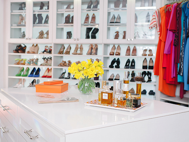 CALIFORNIA CLOSETS GREATER HARTFORD- ORGANIZATION STEPS TO BUILDING YOUR DREAM HOME