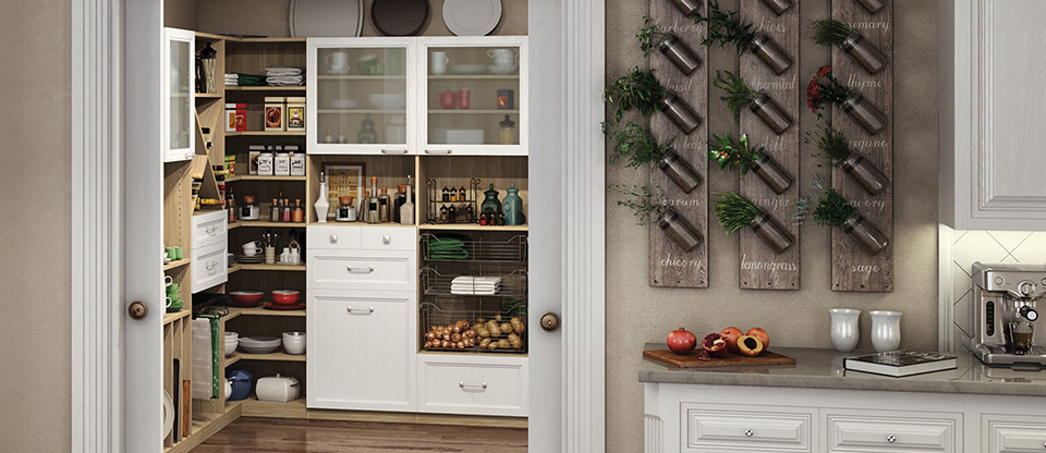 CALIFORNIA CLOSETS CONNECTICUT – SPICE UP YOUR KITCHEN PANTRY WITH THESE CLOSET IDEAS