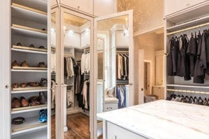 Saying Goodbye to a Cramped Closet