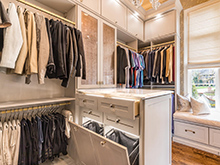 California Closets Chad Pruett Client Story Full Closet