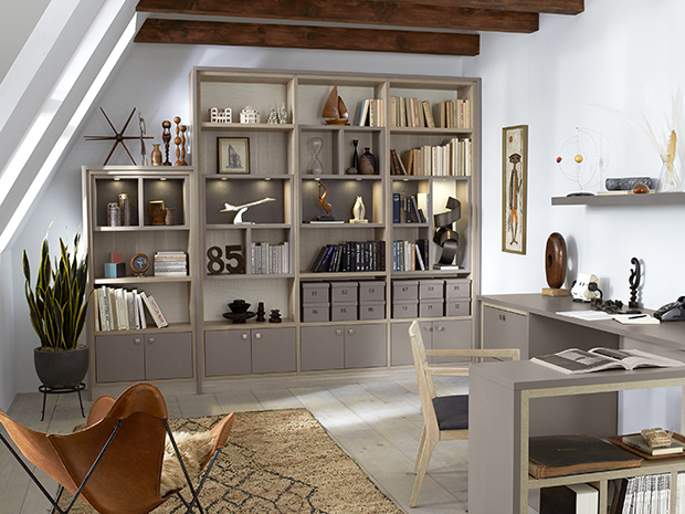 California Closets Western Mass. - Home Office System