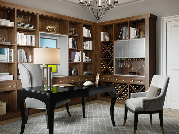 Dining Room Storage Ideas To Keep Your Scheme Clutter Free: Be The Boss Of Your Home Office
