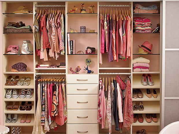 California Closets KC - Custom Kids Closet System