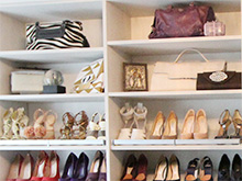 Local Client Story Jenna Markham Shelving and Closet Showcase