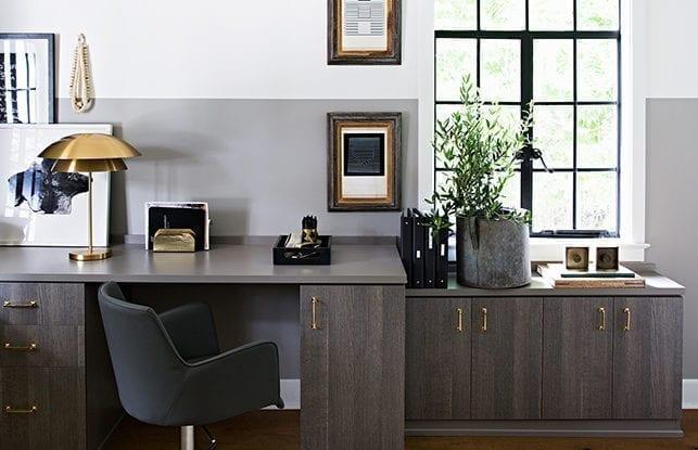 Equilibro entre trabajo y vida para el diseñador de interiores Jeremiah Brent