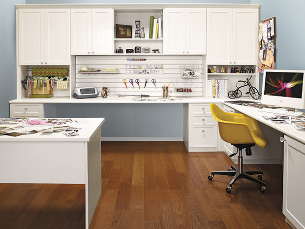 CALIFORNIA CLOSETS TWIN CITIES – REDUCE YOUR WORK STRESS WITH A TAILORED HOME OFFICE