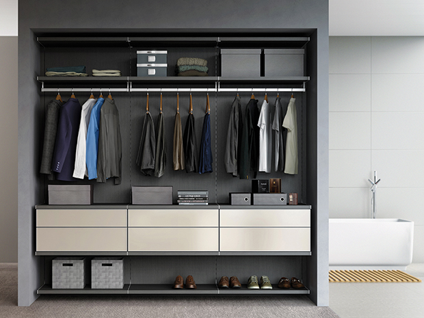 CALIFORNIA CLOSETS TAMPA – THREE TIPS FOR IMPROVING YOUR CLOSET ORGANIZATION
