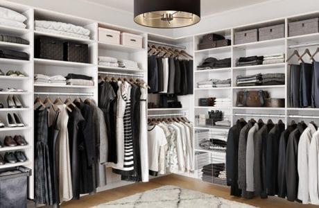 California Closets Sophie Elphick Closet Design