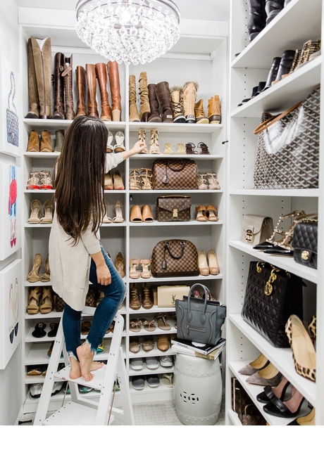 Amanda M. Client Story - California Closets Houston, 2018