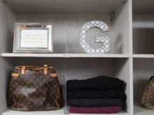 Gurjeet Sangha Client Story Adriatic Mist Finish Light Brown With Louis Vuitton Purse