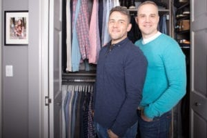 A 100-Year-Old Closet Gets an Upgrade: Brad & Jamie's Story
