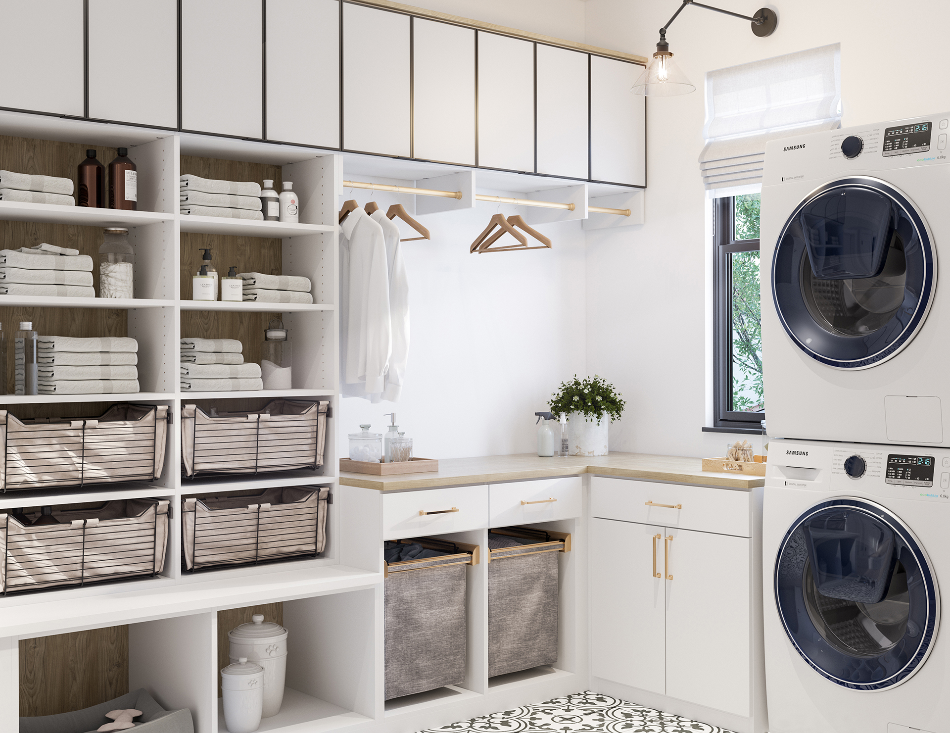 laundry room cabinets storage ideas california closets rh californiaclosets com laundry room storage ideas ikea laundry room storage ideas pinterest