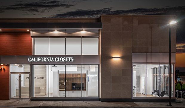 California Closets Greenvale Showroom Exterior