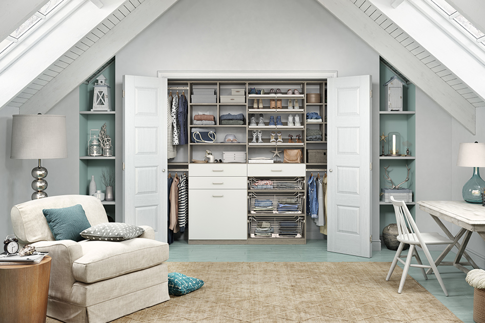 Katie Couric Landing Page- California Closets