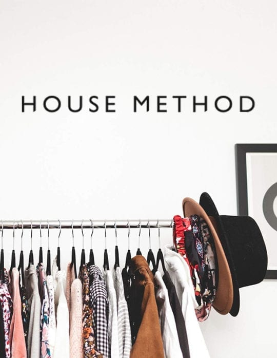 How to Organize A Closet When You Don't Have One