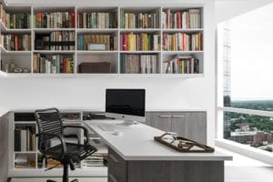 A Workspace with Style and Stunning Views in White Plains