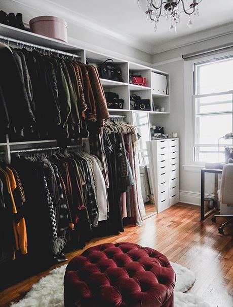 Client Story: Luanna Perez- Garreaud - California Closets Greater New York
